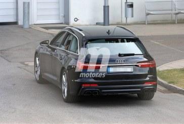 Spyshots Audi S6 Avant C8 – Arrivée du moteur V6 biturbo de 2,9 litres