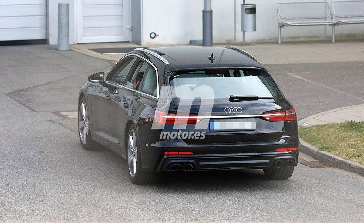Spyshots Audi S6 Avant C8 - Arrivée du moteur V6 biturbo de 2,9 litres