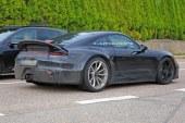 Spyshots des futures Porsche 911 & 911 GT3 à découvert