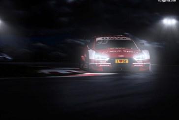 Première en Italie : l'Audi RS 5 DTM va courir pour la première fois la nuit