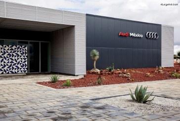 L'usine Audi México produit sans aucun rejet d'eaux usées