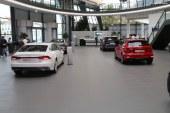 Audi augmente ses livraisons de 7,0% en juillet 2018
