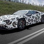 Ares Design Panther – Une nouvelle supercar sur la base d'une Lamborghini Huracán