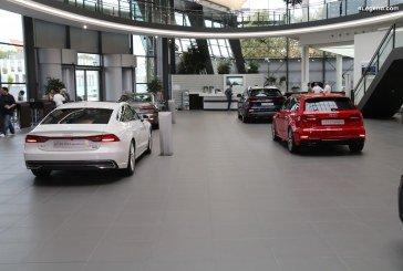 Audi enregistre de solides résultats financiers au cours du premier semestre tout en se préparant à de nouveaux défis