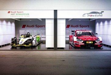 Audi poursuivra en 2019 son engagement en Formule E et en DTM