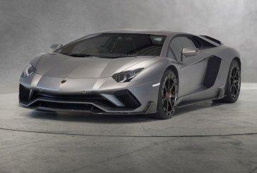 La Lamborghini Aventador S revue et corrigée par Mansory : discrète