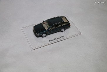 Miniature 1:43 Audi 200 quattro 20V Avant – DNA Collectibles