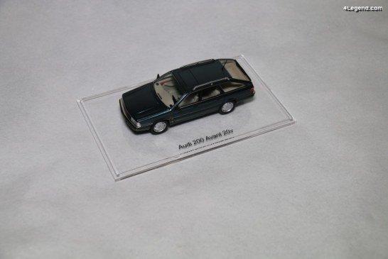 Miniature 1:43 Audi 200 quattro 20V Avant – DNA Collectibles