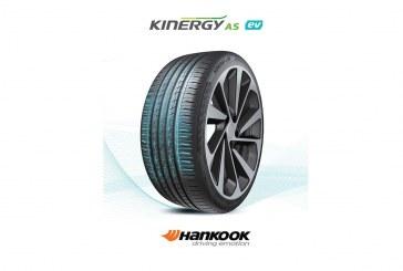 Hankook Kinergy AS EV – Un nouveau pneu 4 saisons pour les voitures électriques