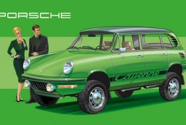 A quoi ressemblerait un Porsche Cayenne dans les années 1970?
