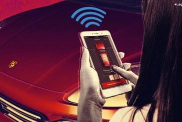 Porsche Remote Park Assist – Une nouvelle fonctionnalité facilitant le parking
