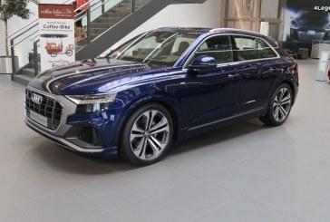 Premier contact avec l'Audi Q8 – Un succès annoncé