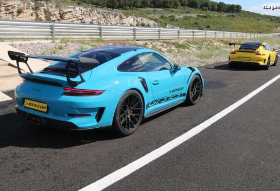 Anecdote – Des vitres en Gorilla Glass dans la Porsche 911 GT3 RS pour plus de légèreté
