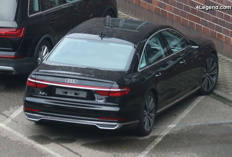 spyshots audi q5 e tron a7 e tron et a8 l 60 e tron des mod les hybrides en approche. Black Bedroom Furniture Sets. Home Design Ideas