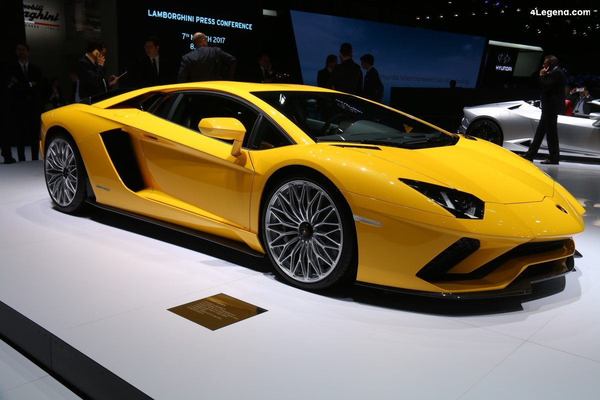 Anecdote - 4 choses à savoir sur la Lamborghini Aventador S
