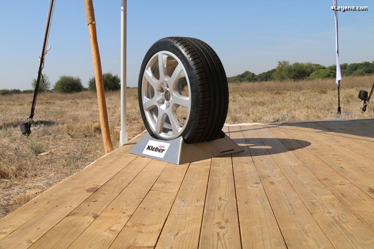 Anecdote - Comment est fabriqué un pneu Kleber?
