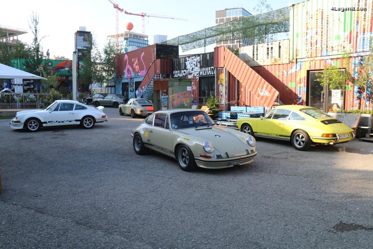 Luftgekühlt Munich - Un premier rassemblement exceptionnel de Porsche aircooled