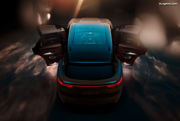 Teaser Porsche Cayenne Techart avec intérieur Rolf Benz