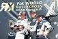 WRX - Podium et courses intenses pour EKS Audi Sport à Lohéac