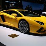 Rappel des Lamborghini Aventador S pour un problème d'arrêt du moteur