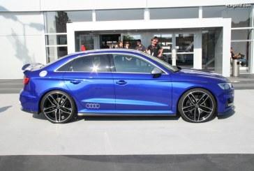 Audi A3 clubsport quattro concept de 525 ch conçue pour le Wörthersee Tour 2014