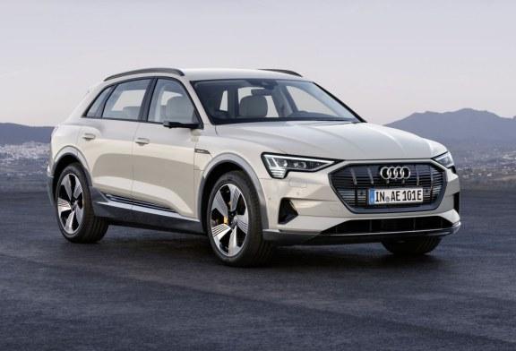 Audi e-tron – Le premier SUV électrique d'Audi plaisant à conduire