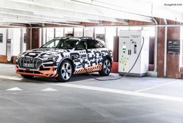 Audi e-tron Charging Service – Service de facturation unique pour une mobilité sans limites