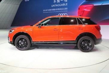 Audi Q2L 35 TFSI – Une version allongée du Q2 pour le marché chinois