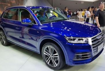 Audi Q5L : la version longue de l'Audi Q5 présentée au Chengdu Motor Show 2018