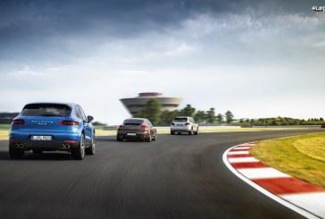 Découverte des onze virages du circuit Porsche à Leipzig