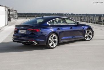 Commercialisation de l'Audi RS 5 Sportback aux USA