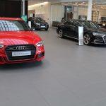 Audi poursuit sa croissance en août 2018