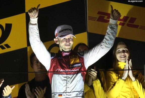 DTM – Deux podiums Audi suite aux courses de nuit à Misano