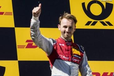 DTM – René Rast remporte la deuxième victoire de la saison pour Audi au Nürburgring