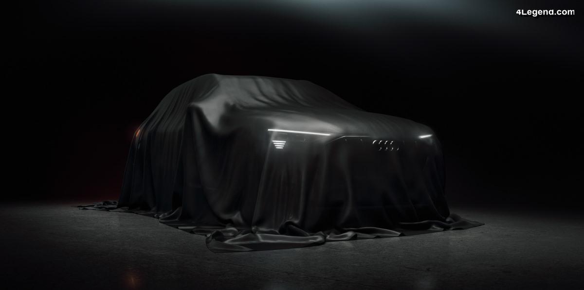 Live de la première mondiale de l'Audi e-tron à San Francisco - 18/09/18 à 5h30