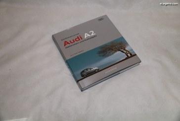 Livre «Audi A2 – Meilenstein und Kultobjekt» de Dirk-Michael Conradt – Delius Klasing