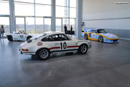 Luftgekühlt Munich – Une superbe exposition de Porsche de course sur un Rooftop