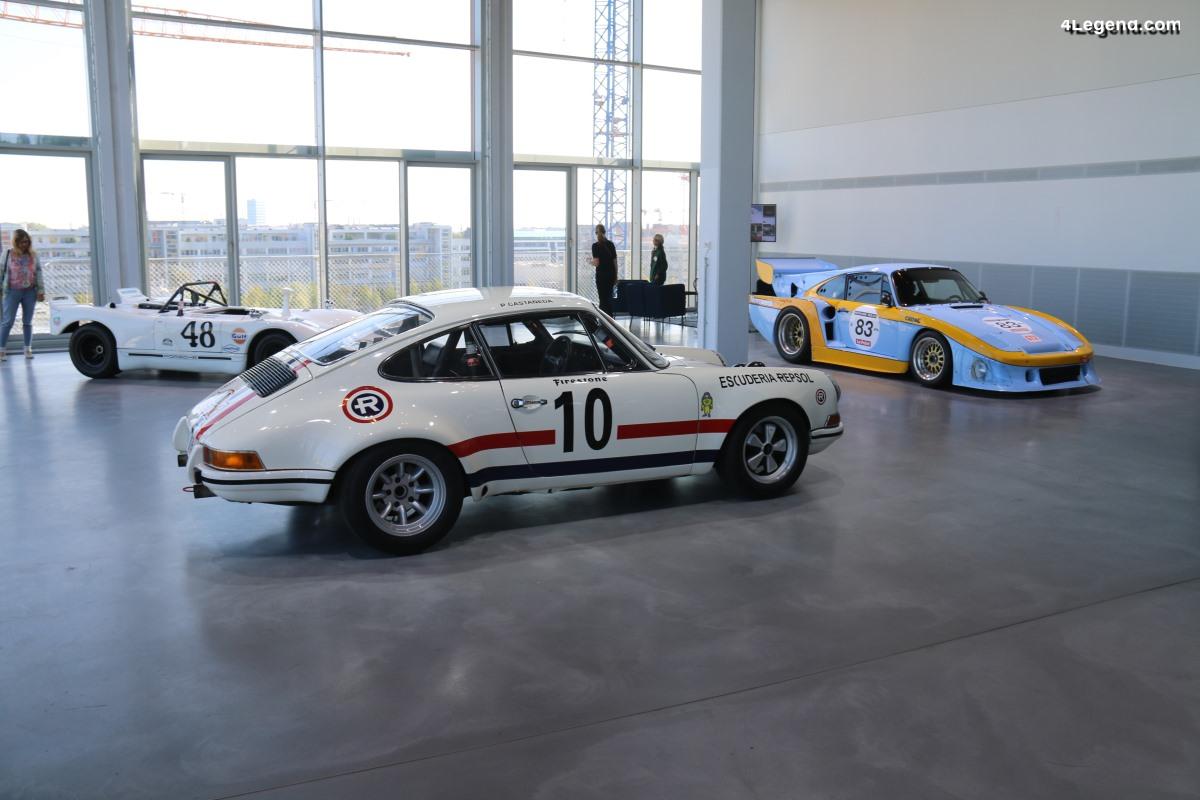 Luftgekühlt Munich - Une superbe exposition de Porsche de course sur un Rooftop