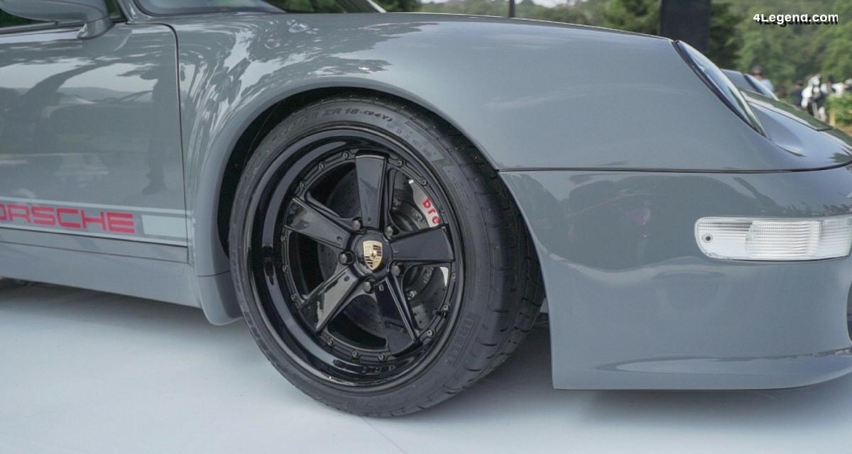 Pirelli fournit les pneus pour les projets de Porsche 911 Type 993 de Gunther Werks