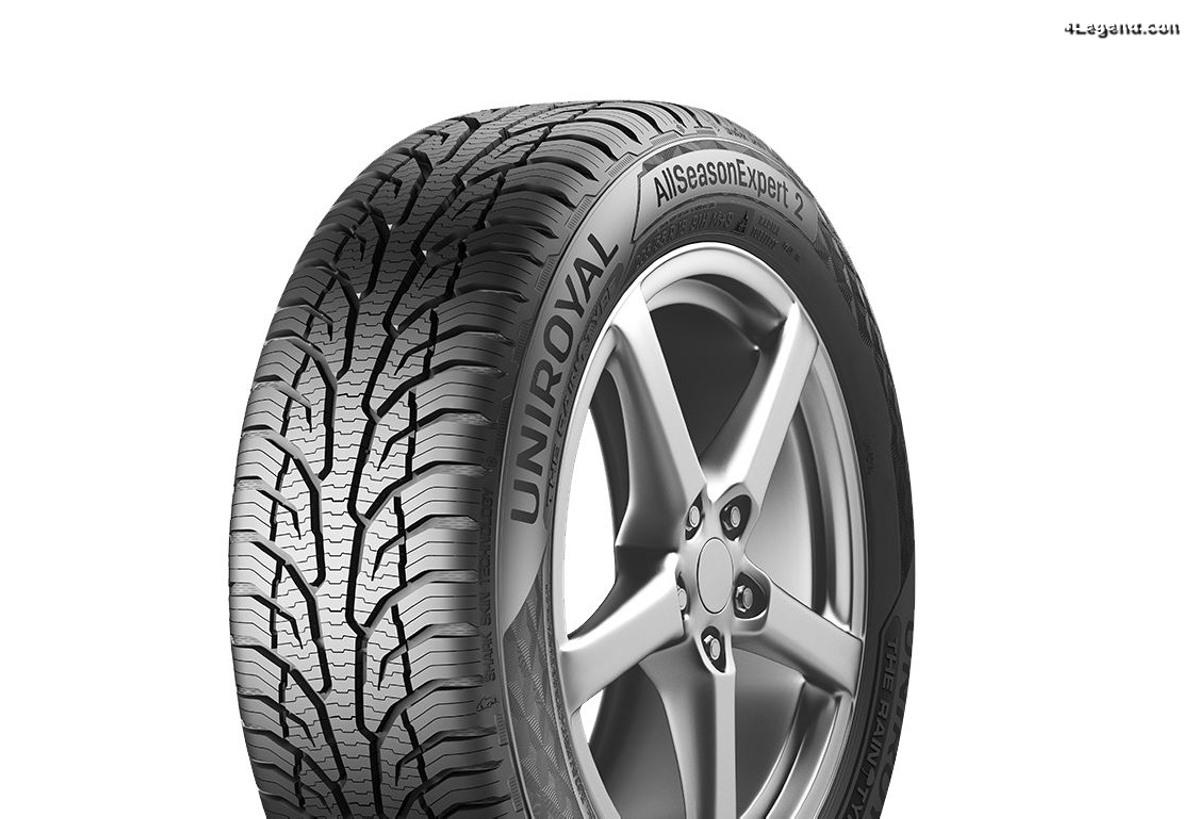 Nouveau pneu Uniroyal AllSeasonExpert 2