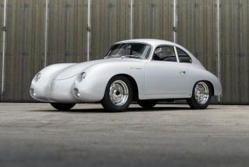 L'unique Porsche 356 A Carrera GS de 1956 personnalisée par Dean Jeffries