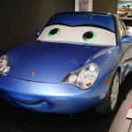 Porsche 911 «Sally Carrera» – Personnage du dessin animé Cars