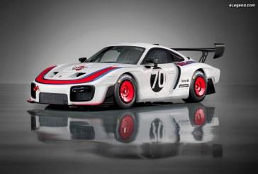 Porsche 935 (Type 991 Phase 2) – Une voiture de course de 700 ch pour les compétitions de clubs