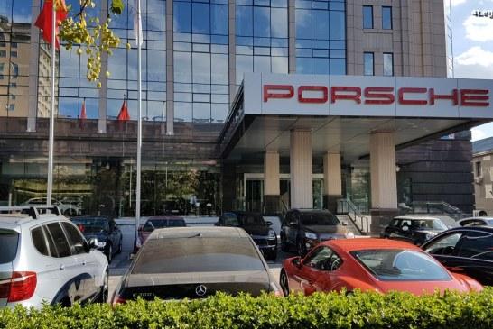 Porsche Centre Beijing Central – Une concession Porsche en plein centre de Pékin