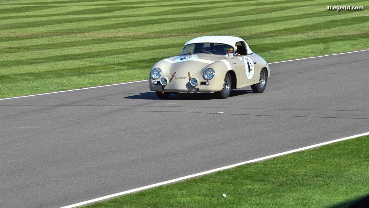 Porsche Classic a célèbré les 70 ans de Porsche au Goodwood Revival Festival 2018