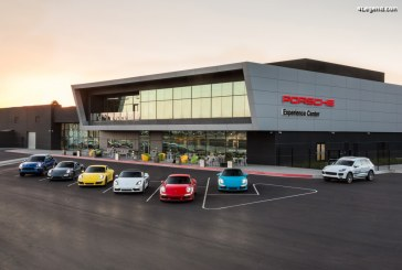 Succès des Porsche Experience Center auprès des visiteurs et des clients