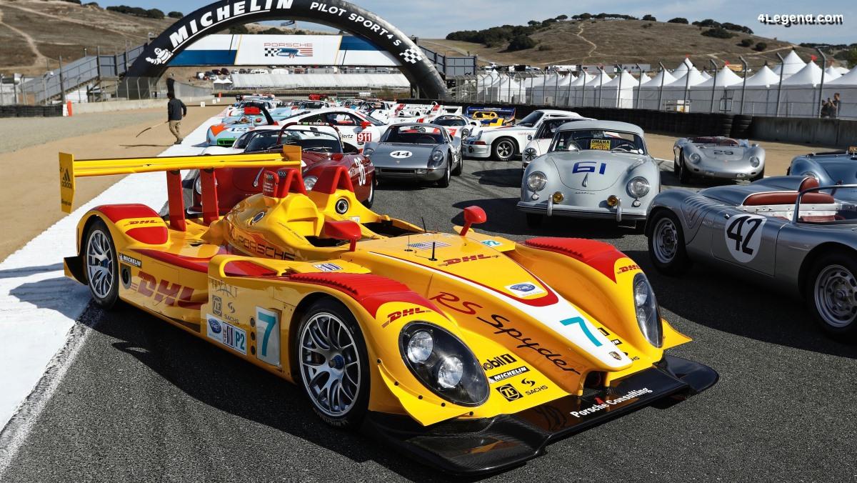 Porsche Rennsport Reunion VI - Un exceptionnel rassemblement Porsche