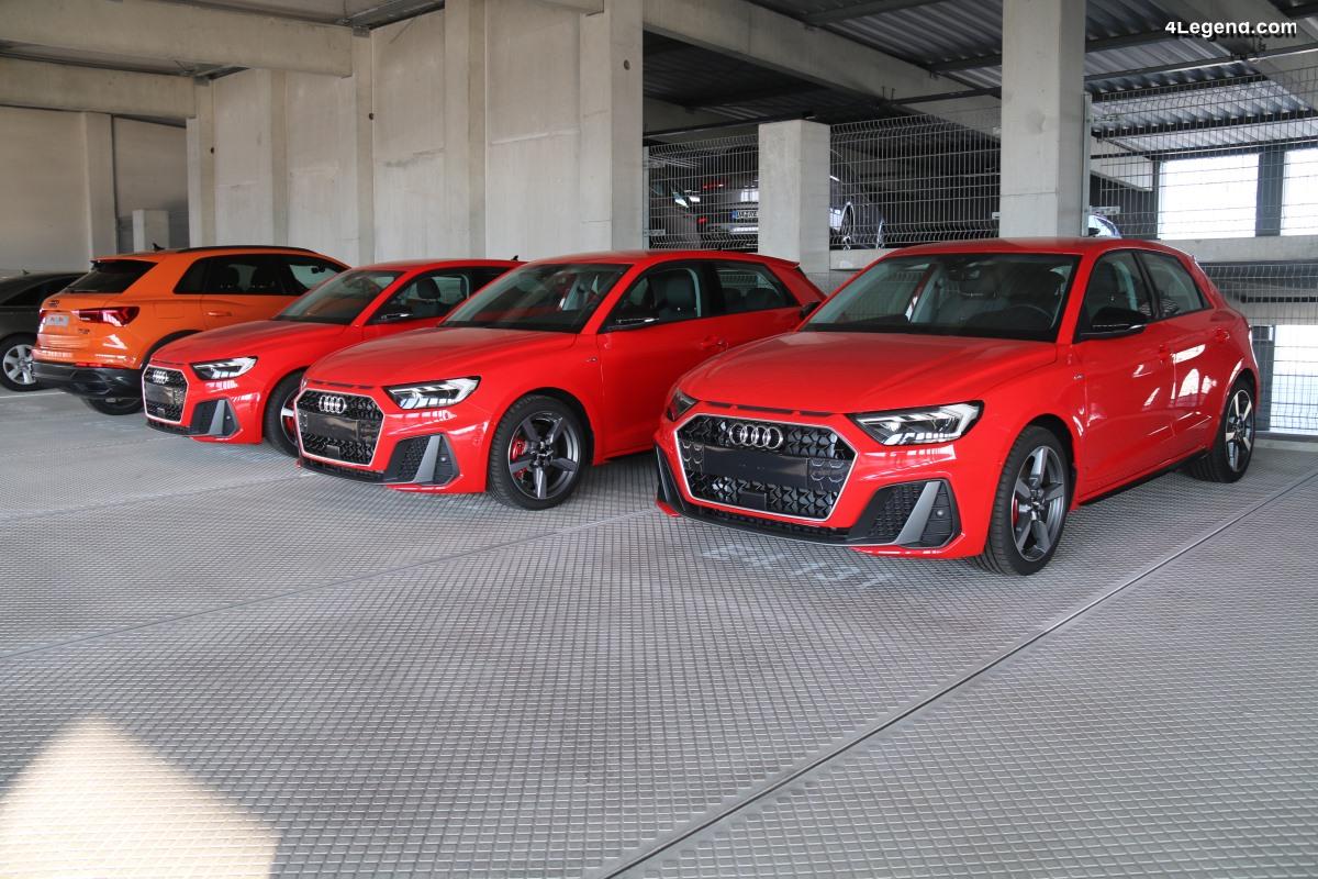Premier contact avec la nouvelle Audi A1 2018