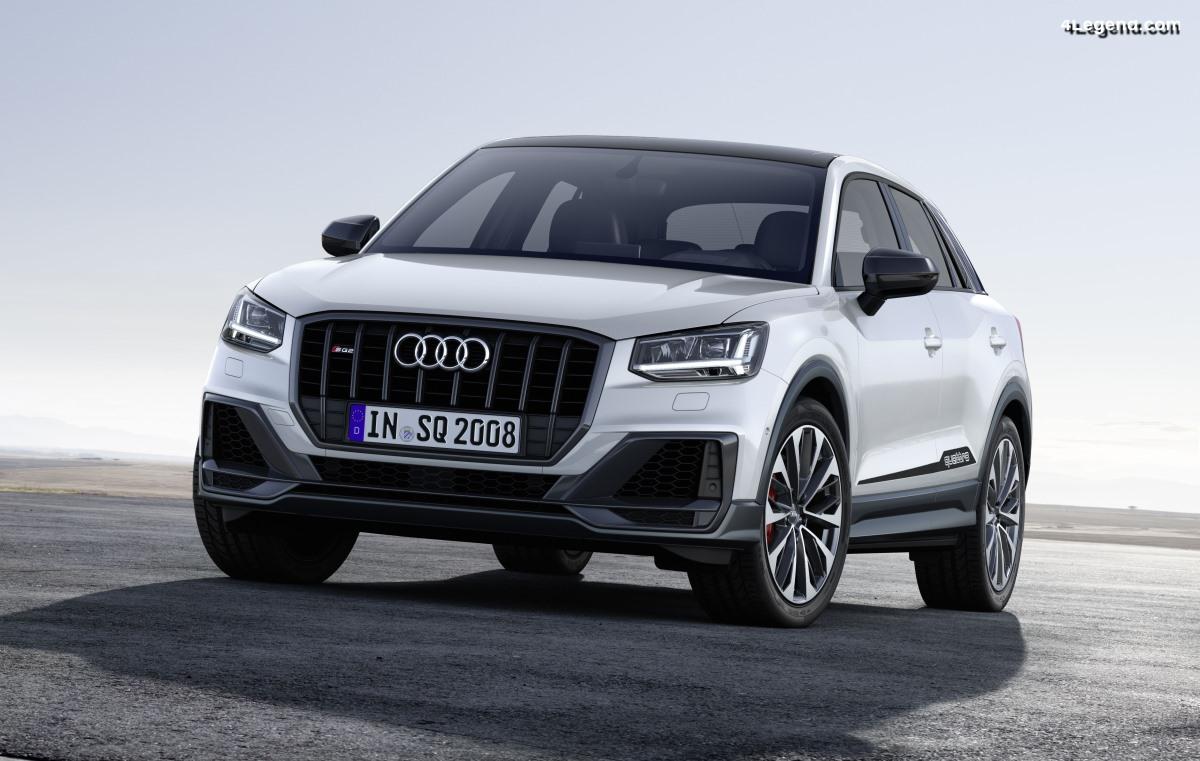 Audi SQ2 - Le SUV compact de 300 ch dévoilé avant l'heure