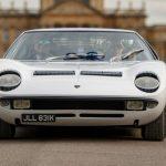 Deux Lamborghini Miura S récompensées au Salon Privé et au Hampton Court Palace